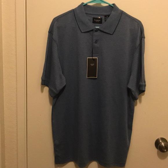 Haggar Other - Haggar Men's Work To Wear Collared Polo Shirt.